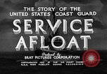 Image of United States Coast Guards New York United States USA, 1935, second 9 stock footage video 65675049553