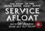 Image of United States Coast Guards New York United States USA, 1935, second 10 stock footage video 65675049553