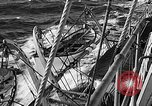Image of derelict Atlantic Ocean, 1935, second 7 stock footage video 65675049558