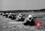Image of small arms target practice Connecticut USA, 1935, second 11 stock footage video 65675049561