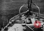 Image of seal patrol Pacific Ocean, 1935, second 5 stock footage video 65675049565
