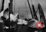 Image of seal patrol Pacific Ocean, 1935, second 9 stock footage video 65675049565