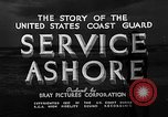 Image of Coast Guard stations United States USA, 1935, second 3 stock footage video 65675049568