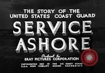 Image of Coast Guard stations United States USA, 1935, second 4 stock footage video 65675049568