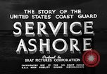 Image of Coast Guard stations United States USA, 1935, second 5 stock footage video 65675049568
