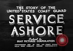 Image of Coast Guard stations United States USA, 1935, second 6 stock footage video 65675049568