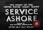 Image of Coast Guard stations United States USA, 1935, second 8 stock footage video 65675049568
