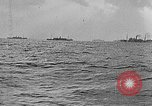 Image of United States ships in convoy to Brest, France, in World War 1 Atlantic Ocean, 1918, second 9 stock footage video 65675049590