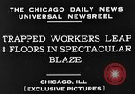 Image of skyscraper Chicago Illinois USA, 1930, second 3 stock footage video 65675049605
