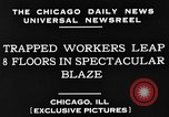 Image of skyscraper Chicago Illinois USA, 1930, second 9 stock footage video 65675049605