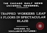 Image of skyscraper Chicago Illinois USA, 1930, second 11 stock footage video 65675049605