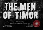 Image of Australian troops Timor, 1945, second 5 stock footage video 65675049609