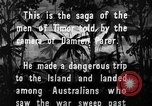 Image of Australian troops Timor, 1945, second 7 stock footage video 65675049609