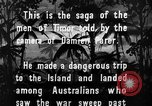Image of Australian troops Timor, 1945, second 8 stock footage video 65675049609