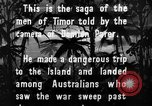 Image of Australian troops Timor, 1945, second 9 stock footage video 65675049609