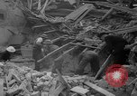 Image of Aftermath of bombing London England United Kingdom, 1940, second 7 stock footage video 65675049615
