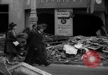 Image of Nazi blitz aftermath London England United Kingdom, 1940, second 4 stock footage video 65675049618