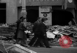 Image of Nazi blitz aftermath London England United Kingdom, 1940, second 5 stock footage video 65675049618