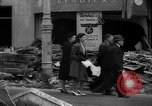 Image of Nazi blitz aftermath London England United Kingdom, 1940, second 6 stock footage video 65675049618