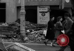 Image of Nazi blitz aftermath London England United Kingdom, 1940, second 7 stock footage video 65675049618