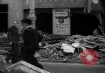 Image of Nazi blitz aftermath London England United Kingdom, 1940, second 9 stock footage video 65675049618
