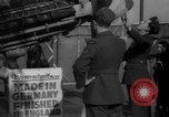 Image of Crashed Messerschmitt  Me109 aircraft London England United Kingdom, 1940, second 11 stock footage video 65675049620