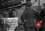 Image of Crashed Messerschmitt  Me109 aircraft London England United Kingdom, 1940, second 12 stock footage video 65675049620