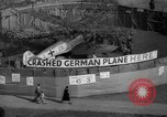 Image of Messerschmitt Me-109 aircraft London England United Kingdom, 1940, second 3 stock footage video 65675049621