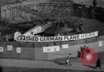 Image of Messerschmitt Me-109 aircraft London England United Kingdom, 1940, second 8 stock footage video 65675049621