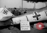 Image of Messerschmitt Me-109 aircraft London England United Kingdom, 1940, second 10 stock footage video 65675049621
