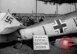 Image of Messerschmitt Me-109 aircraft London England United Kingdom, 1940, second 12 stock footage video 65675049621