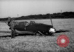 Image of German Messerschemitt aircraft United Kingdom, 1940, second 4 stock footage video 65675049623