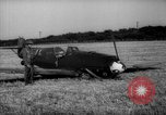 Image of German Messerschemitt aircraft United Kingdom, 1940, second 6 stock footage video 65675049623