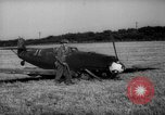 Image of German Messerschemitt aircraft United Kingdom, 1940, second 9 stock footage video 65675049623