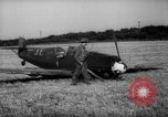 Image of German Messerschemitt aircraft United Kingdom, 1940, second 11 stock footage video 65675049623