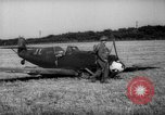 Image of German Messerschemitt aircraft United Kingdom, 1940, second 12 stock footage video 65675049623