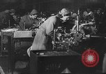 Image of British aircraft factory United Kingdom, 1940, second 4 stock footage video 65675049628