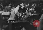 Image of British aircraft factory United Kingdom, 1940, second 5 stock footage video 65675049628