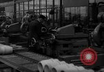 Image of British shadow factory for aircraft United Kingdom, 1940, second 3 stock footage video 65675049632