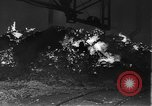 Image of building on fire from blitz United Kingdom, 1940, second 7 stock footage video 65675049637
