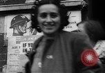 Image of Clearing debris after blitz United Kingdom, 1940, second 7 stock footage video 65675049638
