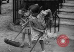 Image of Clearing debris after blitz United Kingdom, 1940, second 8 stock footage video 65675049638