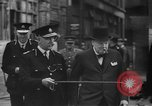 Image of King George VI and Winston Churchill inspect blitz London England United Kingdom, 1940, second 2 stock footage video 65675049640