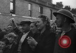 Image of King George VI and Winston Churchill inspect blitz London England United Kingdom, 1940, second 4 stock footage video 65675049640