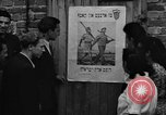 Image of displaced Jews Germany, 1949, second 11 stock footage video 65675049644