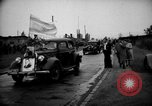 Image of displaced Jews Germany, 1949, second 6 stock footage video 65675049645