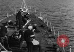 Image of Royal Navy fleet Atlantic Ocean, 1950, second 6 stock footage video 65675049648
