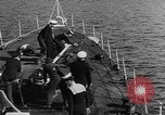 Image of Royal Navy fleet Atlantic Ocean, 1950, second 7 stock footage video 65675049648