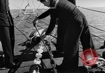 Image of Royal Navy fleet Atlantic Ocean, 1950, second 8 stock footage video 65675049648