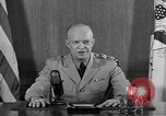 Image of General Dwight D Eisenhower Washington DC USA, 1950, second 8 stock footage video 65675049652